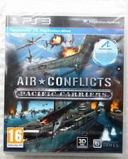 AIR CONFLICTS PACIFIC CARRIERS PS3 PLAYSTATION 3 ITA NUOVO