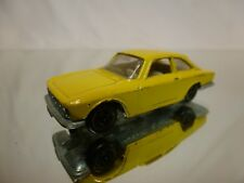 POLISTIL ART RJ45  ALFA ROMEO GT 1300 JUNIOR - YELLOW 1:60? - GOOD CONDITION