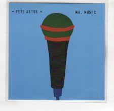 (HR848) Pete Astor, Mr Music - DJ CD