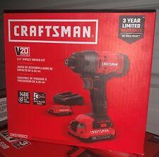 Craftsman 1/4In. Impact Driver Kit