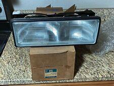 Gm oem RH Chevy Caprice 1987-1990 Passenger Headlight Assembly
