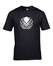 CTHULHU GOD SYMBOL- Lovecraft Occult Cthulhu Mythos- Mens  T-shirt