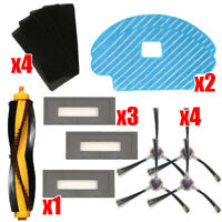 Main Brush Replacement Cleaning Set For ECOVACS DEEBOT OZMO 930 Rags Accessories