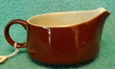 FRANCISCAN china TERRA COTTA pattern CREAMER or Cream Pitcher Jug
