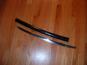 [SMA78] Japanese Samurai Sword:  Mumei Wakizashi Blade