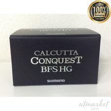 Shimano CALCUTTA CONQUEST BFS HG RH Baitcasting Reel RIGHT in Box 100% JAPAN
