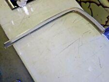 1962 AMI Continental Jukebox Top Cabinet Aluminum Trim Left Side !
