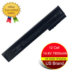 New 12 Cell  Battery For HP EliteBook 8560w 8570w 8760w 8770w Mobile Workstation