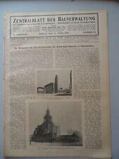 1925 16 Berlin Charlottenburg Gustav Adolf Gemeinde