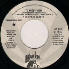 """The Space Cadets  – Tunnelvision Haven Records – HS 805  7"""" 45"""