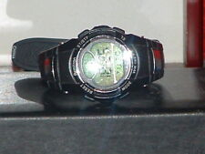 Pre-Owned Women's Armitron 45/6975 Red & Black Digital Watch
