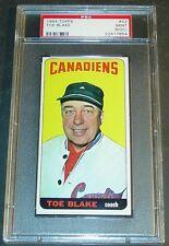 1964 TOPPS TOE BLAKE HOF #43  PSA MINT 9 OC  PSA 9 SMR $450++