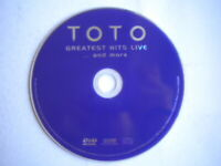 TotoGreatest hits live and moreDVD2002pop rockAfrica Rosanna Hold the line