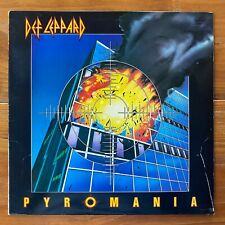 Def Leppard – Pyromania – Hard Rock Vinyl Lp