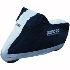 Oxford Aquatex Cover - Black Grey