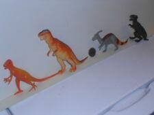 Vtg. Lot of 4 Dinosaur Figurines / Toys