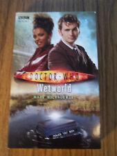 10th Dr Doctor Who Wetworld BBC NSA Martha Tardis David Tennant