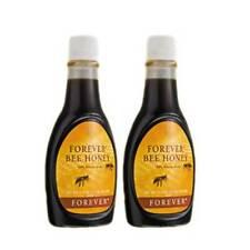 2 bottles of Forever Living Bee Honey 100% Natural Product Kosher/Halal