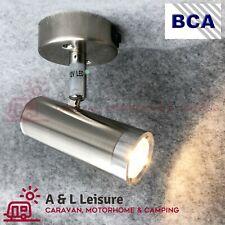 Caravan Reading Lamp Light LED Reading Spot Lamp 12v Motorhome Camper  PO785