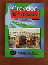 Croydon Trollybuses Trolleybus Classics No. 2 by Terry Russell (Paperback, 1996)