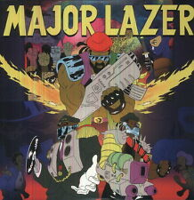Major Lazer - Free the Universe [New Vinyl] Digital Download