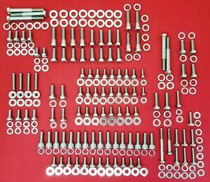 INTERNATIONAL HARVESTER ENGINE BOLTS KIT IH 266 304 345 392 V8 STAINLESS HEX