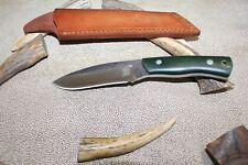 HANDMADE 9 INCH HUNTING-SKINNING-BEAUTIFUL Everyday Carr H.C BUSH CRAFT  KNIFE