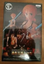 Figure figura anime manga - Nami One Piece SCultures - Banpresto ORIGINAL 100%