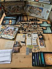 Warhammer Quest Board Game, Incomplete. 1995