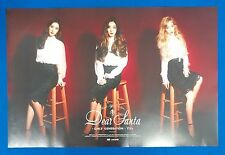 TAETISEO TTS SNSD Girls Generation Dear Santa (B Type) Official Poster New K-POP