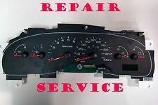 FORD E150 E250 E350 E450 INSTRUMENT CLUSTER REPAIR 2004 2005 2006 2007 2008 R&R