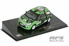 1:43 CITROEN ds3 r3-team HH rallye sport-Hunt/inoubliables-rallye portugal 2011