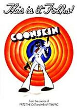 Coonskin ~ Philip Michael Thomas--Blaxplotation 70'S BLACK CLASSICS NEW DVD