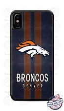 Denver Broncos Football Logo Phone Case Cover For iPhone Samsung LG Google
