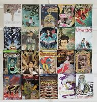 The Unwritten Vertigo 20 Comic Book Lot Comics Collection Set Run Box