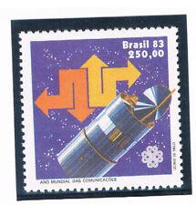 BRAZIL 1983 World Communications Year
