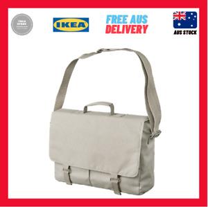 IKEA DRÖMSÄCK Messenger Bag Beige14 L
