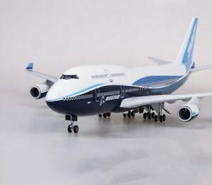 "47cm Boeing International Airline B747 Plane Model Airplane Aircraft 1:150 18"""