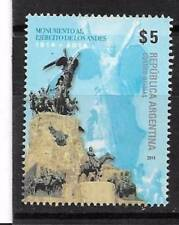 ARGENTINA 2014,ANDES ARMY MONUMENT, MILITARIA,WAR Yv 3056 GJ 4062 MNH