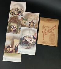 More details for tuck's post card oilettes the pickwick papers series no 6012 set of 5