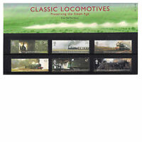 GB 2004 Classic Locomotives Steam Trains Railways Presentation Pack 355