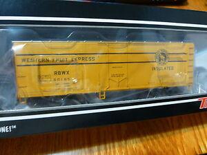 Atlas HO TM #20002028 Great Northern RBWX (40' Plug Door Box Car) Road #60185