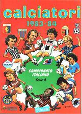ALBUM FIGURINE CALCIATORI PANINI 1983-1984 - RISTAMPA - L'UNITA'