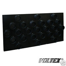 "VOLTEX 72"" L X 36"" H X 2"" D LED LIGHT DOT TRAFFIC SIGN ARROW BOARD BAR W/ DIMMER"