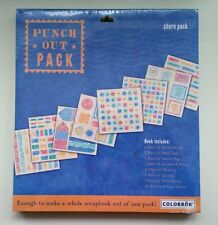 Colorbok Punch Out Pack - Shore Pack