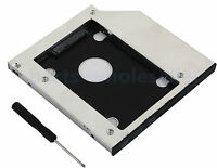 2nd Hard Drive SSD HDD Caddy for Asus F750 X750 X750J K750J N750JK X750L R751J