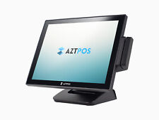 Brand new 15-inch AZT POS-1000 Windows touch system