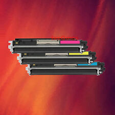 3 Color CMY Toner Combo for HP LaserJet Pro CP1025nw