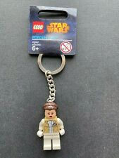 Star Wars Lego Mini Figure Key Ring Chain Princess Leia Hoth