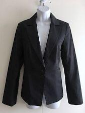 Reiss Navy Dark Grey Blazer Suit Giacca. Taglia UK 12 o US 8